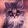 Cute kitten puzzle