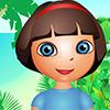 Dora in the Jungle