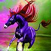 Dream horse in the sea sl…