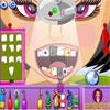 Peppy Girl at Dentist