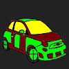 Shortest path car colorin…