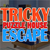 Tricky Puzzle House Escap…