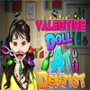 Valentine Doll at the Den…